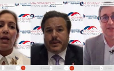 Discuten cómo mejorar la competitividad y la educación en RD
